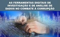 Ferramentas digitais Simpósio de investigação e de análise de dados no combate à corrupção