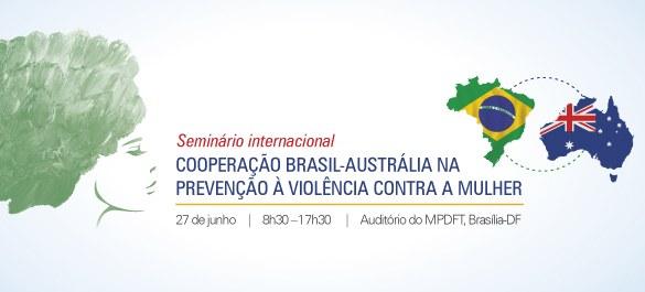 Evento ESMPU – MPDFT: prevenção à violência contra a mulher